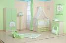 Детские комнаты фирмы «BELIS» и коллекции текстиля SDOBINA для новорожденного