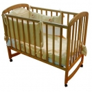 Кроватка детская ФЕЯ 304