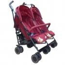 Коляска прогулочная для двойни BABY CARE Citi Twin