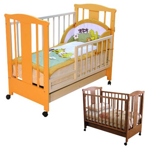 Детская кроватка Можга Силена С-842